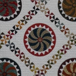 Lake County Quilters Guild 2015-2016 Raffle Quilt